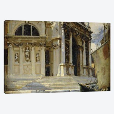 Santa Maria della Salute, Venice,  Canvas Print #BMN10805} by John Singer Sargent Canvas Artwork