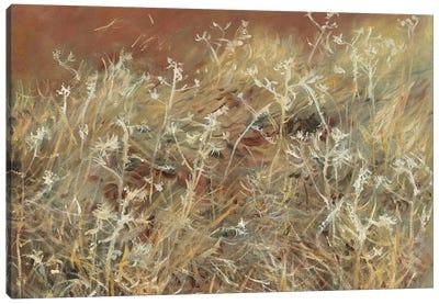 Thistles, 1885-89  Canvas Art Print