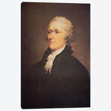 Alexander Hamilton  c.1806  Canvas Print #BMN10825} by John Trumbull Canvas Art