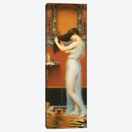 The Toilet, 1900  Canvas Print #BMN10846} by John William Godward Canvas Art