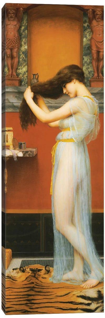 The Toilet, 1900  Canvas Art Print