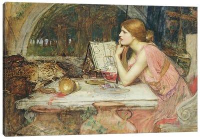 Circe  1911  Canvas Art Print