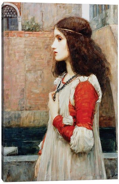 Juliet  Canvas Art Print