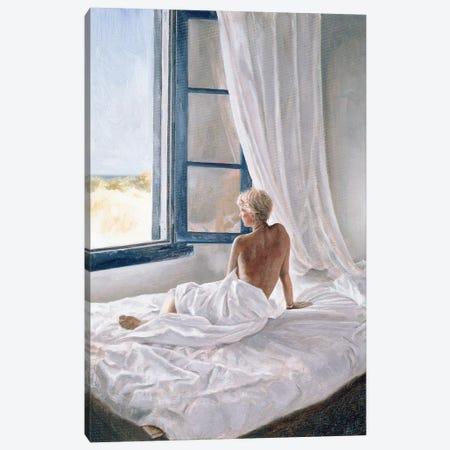 Afternoon View  Canvas Print #BMN10876} by John Worthington Canvas Art Print