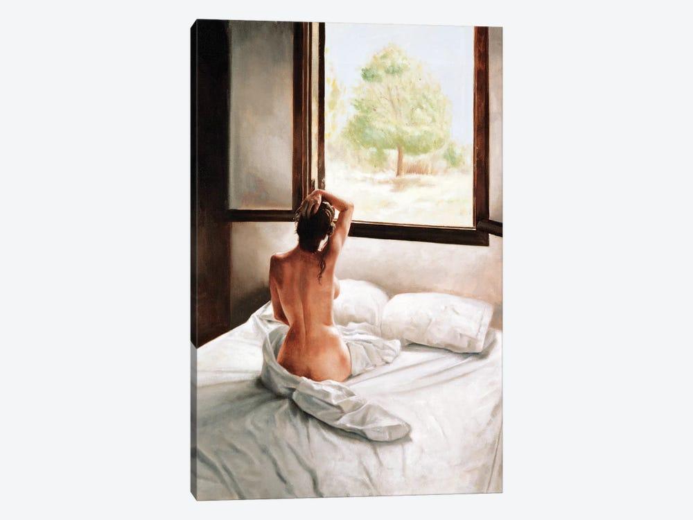 September Morning  by John Worthington 1-piece Canvas Print
