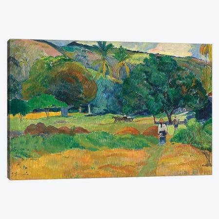Le Vallon, 1892  Canvas Print #BMN10913} by Paul Gauguin Art Print