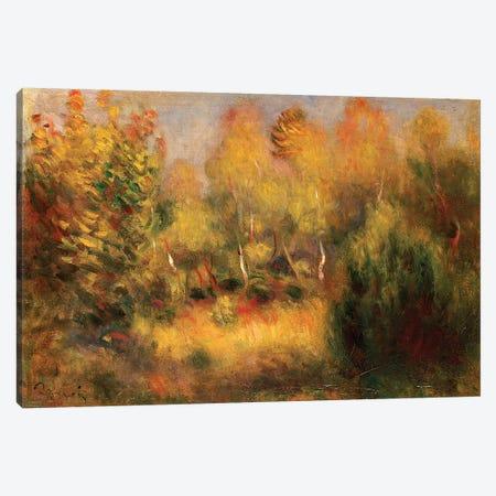 The Glade  Canvas Print #BMN10955} by Pierre-Auguste Renoir Canvas Artwork