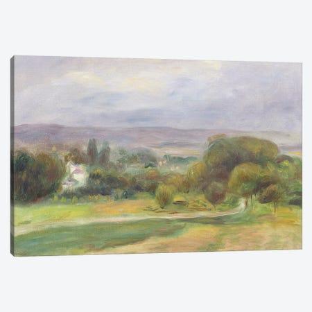 The Path, 1895  Canvas Print #BMN10956} by Pierre-Auguste Renoir Canvas Art