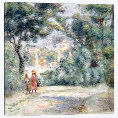 View of Sacre-Coeur, 1905  Canvas Print #BMN10967} by Pierre-Auguste Renoir Canvas Print