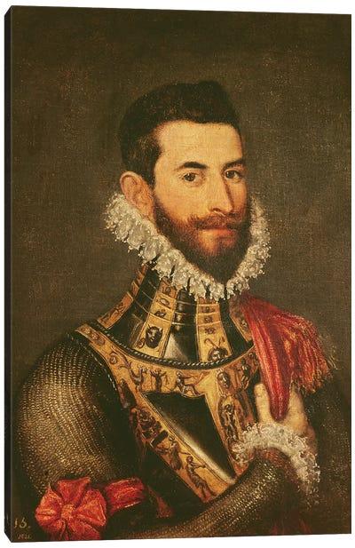 Pietro de Medici  Canvas Art Print