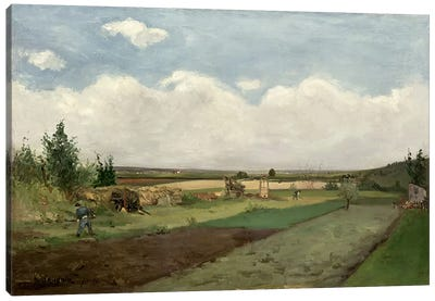Landscape, 1873  Canvas Art Print