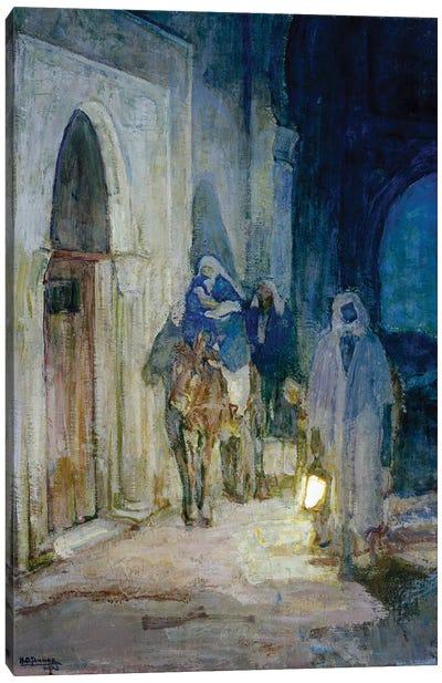 Flight Into Egypt, 1923 Canvas Art Print