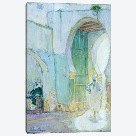 Gateway, Tangier, C.1912 Canvas Print #BMN11084} by Henry Ossawa Tanner Canvas Art Print