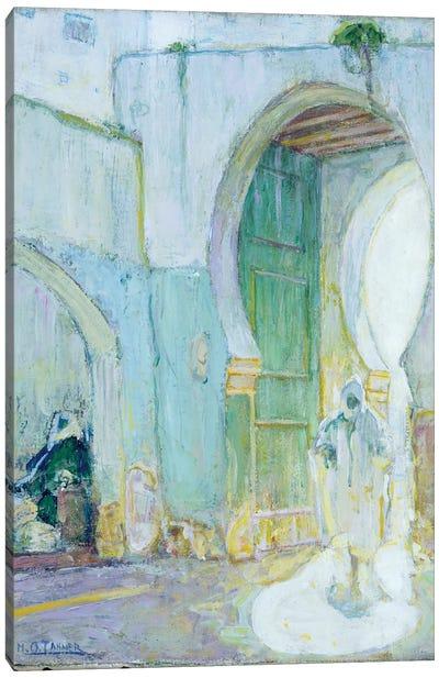 Gateway, Tangier, C.1912 Canvas Art Print