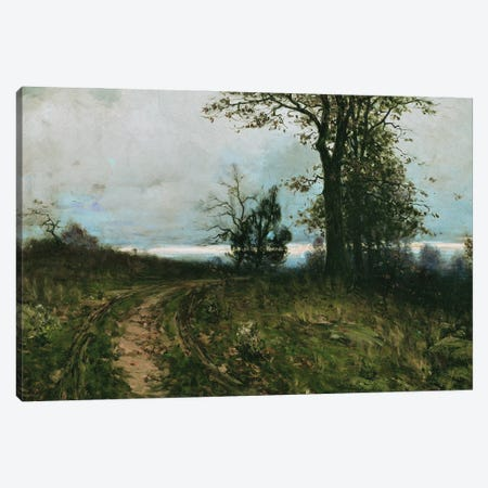 Georgia Landscape, 1889-1890 Canvas Print #BMN11085} by Henry Ossawa Tanner Art Print