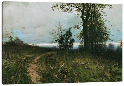 Georgia Landscape, 1889-1890 Canvas Art Print