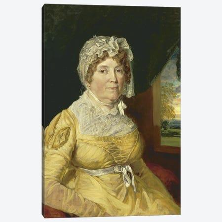 An Unknown Woman, 1811 Canvas Print #BMN11107} by James Ward Canvas Art