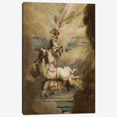 Fall Of Phaeton, 1808 Canvas Print #BMN11121} by James Ward Canvas Print