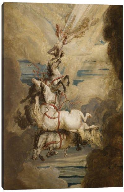 Fall Of Phaeton, 1808 Canvas Art Print