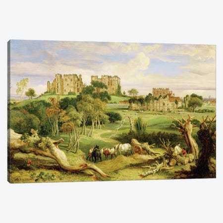 Kenilworth Castle, Warwickshire, 1840 Canvas Print #BMN11131} by James Ward Canvas Art
