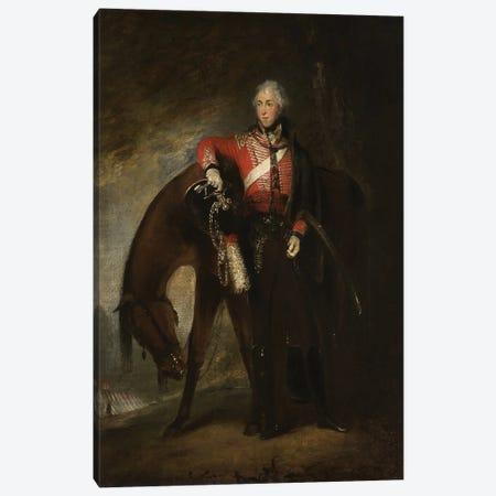 Sir John Fleming Leicester, Bt Canvas Print #BMN11151} by James Ward Canvas Artwork