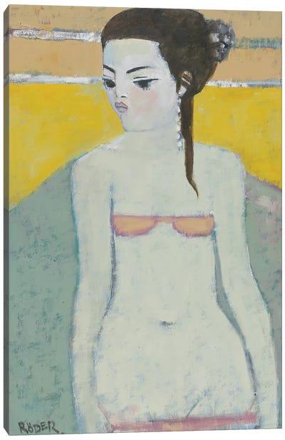 Michela Again Canvas Art Print
