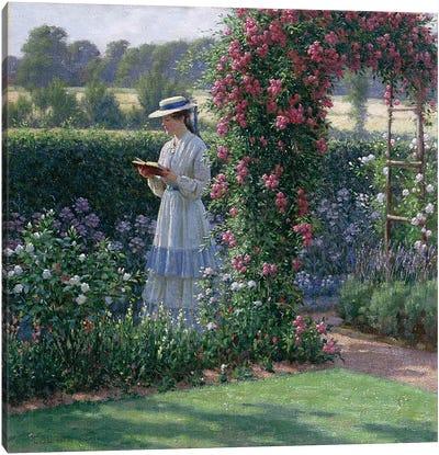 Sweet Solitude, 1919 Canvas Art Print