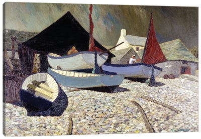 Cadgwith, The Lizard Canvas Art Print