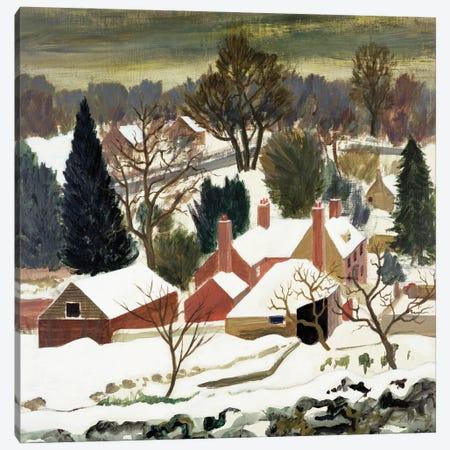 First Fall, Kent Canvas Print #BMN11288} by Eric Hains Canvas Art