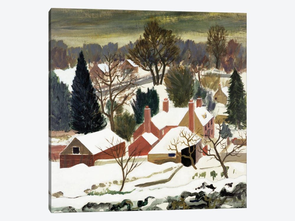 First Fall, Kent by Eric Hains 1-piece Canvas Print