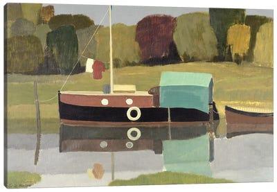 Still Water Canvas Art Print
