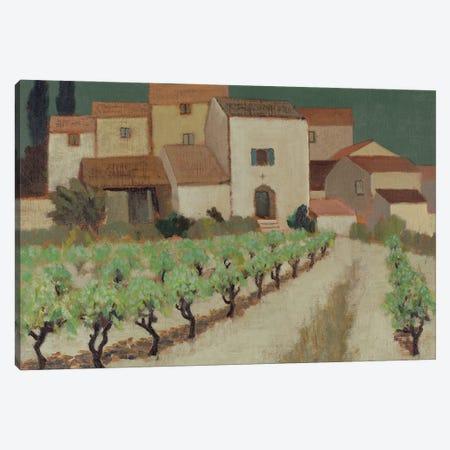 Vineyard, Provence Canvas Print #BMN11292} by Eric Hains Art Print