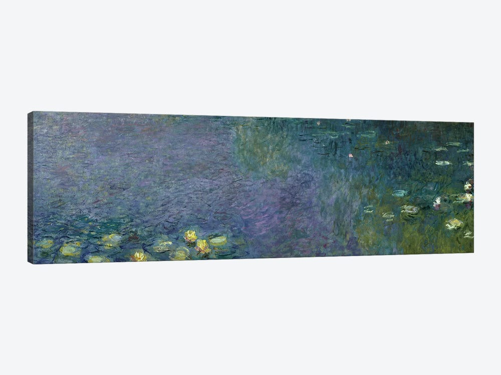 Waterlilies: Morning, 1914-18  by Claude Monet 1-piece Art Print