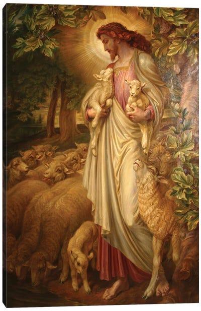 The Good Shepherd Canvas Art Print