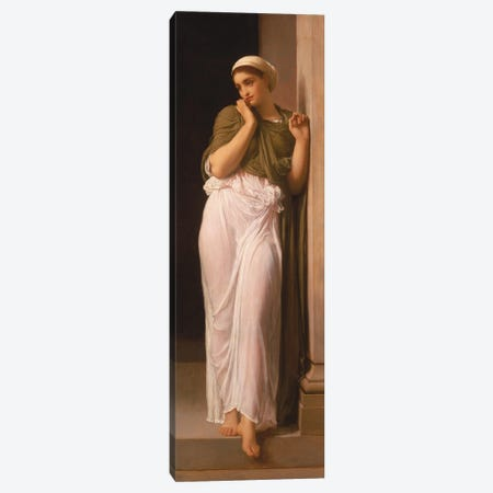 Nausicaa, 1878 Canvas Print #BMN11457} by Frederic Leighton Canvas Art