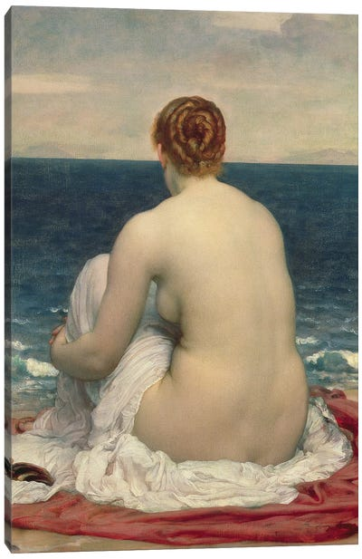 Psamanthe, 1880 Canvas Art Print