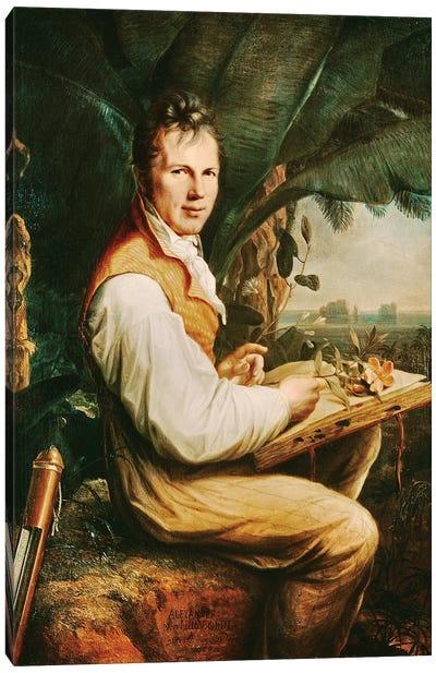 Alexander von Humboldt, 1806 Canvas Art Print