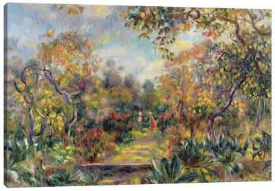 Landscape at Beaulieu, c.1893 Canvas Art Print