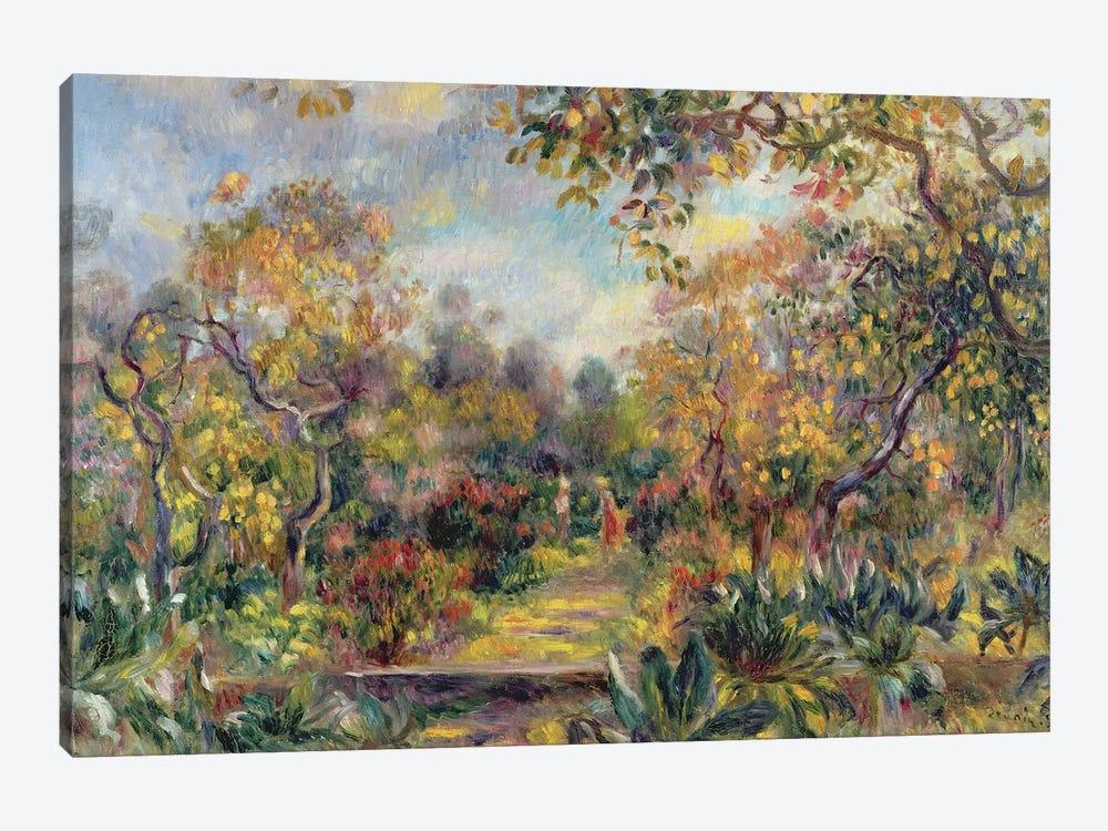 Landscape at Beaulieu, c.1893 by Pierre-Auguste Renoir 1-piece Art Print