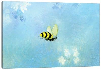 The Bee, c.1970-79 Canvas Art Print