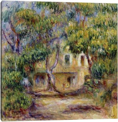 The Farm at Les Collettes, c.1915 Canvas Print #BMN1151