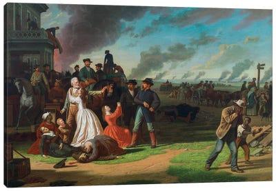 Order No. 11, 1865-68 Canvas Art Print