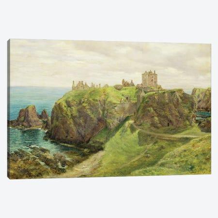 Dunnottar Castle Canvas Print #BMN11547} by George Reid Canvas Art