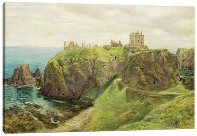 Dunnottar Castle Canvas Art Print