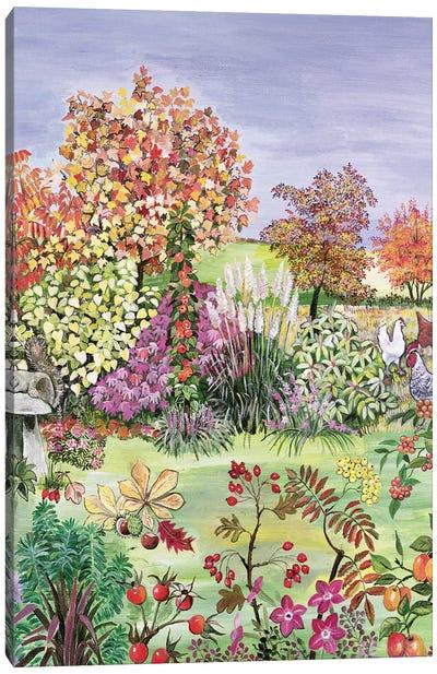 Autumn, The Four Seasons Canvas Art Print