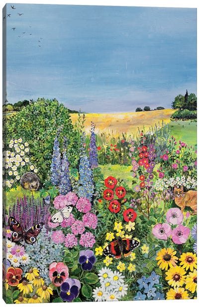 Summer, The Four Seasons Canvas Art Print
