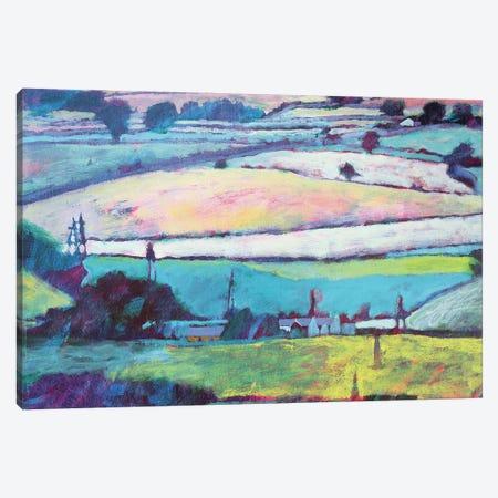 Farm Canvas Print #BMN11704} by Paul Powis Canvas Wall Art