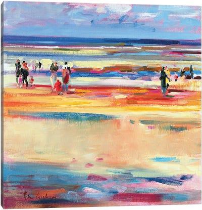 Boulevard de Boudin, 2001 Canvas Art Print