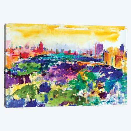 Central Park, New York, 2011 Canvas Print #BMN11721} by Peter Graham Canvas Print