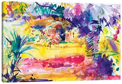 Gauguin's Garden, 2011 Canvas Art Print
